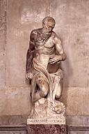 Alessandro Vittoria (1525-1608), San Girolamo, 1576, Venezia San Giovanni e Paolo