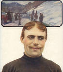 Odilon Defraye (1988-1965), belgischer Sieger der Tour de France 1912