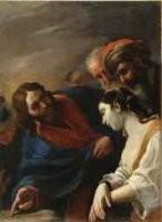 Mattia Preti(1613-1699), Museo Nazionale  Aquila, (Lw.128x95cm)