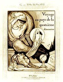 Gaston Pawlowski, Voyage au pays de la quatrieme dimension 1913