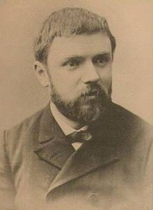 Jules Henri Poincaré (1854-1912) Mathematiker, Physiker und Philsoph