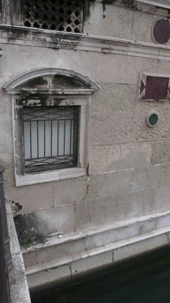 Degrado a Palazzo Malipiero
