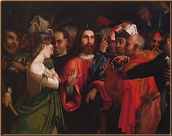 moderne Kopie nach Lorenzo Lotto