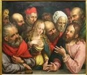 Jobst Harrich (um 1580-1617 Nürnberg) (Lw.73x84cm) Louvre