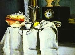 Paul Cézanne (1839-1906) La pendule noire, 1869/70 Sammlung Niarchos