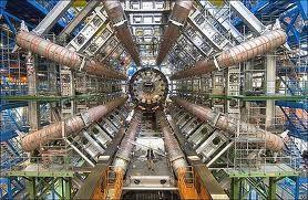 CERN Genf Partikel-Beschleuniger