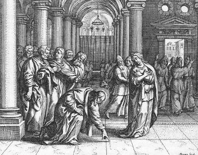 """Matheus Merian d.Ä. (1593-1650) """"Icones Biblicae"""" 1625-30"""