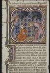 Bible historiale v. Petrus Comestor (Haag MMW,10 B 23); Frkr. 1372