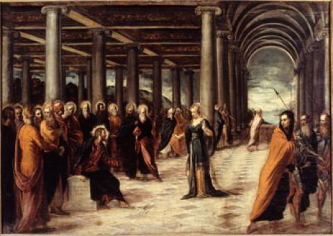 Adultera Chigi, Roma Mus.d.a.antica Palazzo Barberini