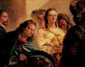 Giandomenico Tiepolo(1727-1806), Lw.84x105cm, 1751,Louvre