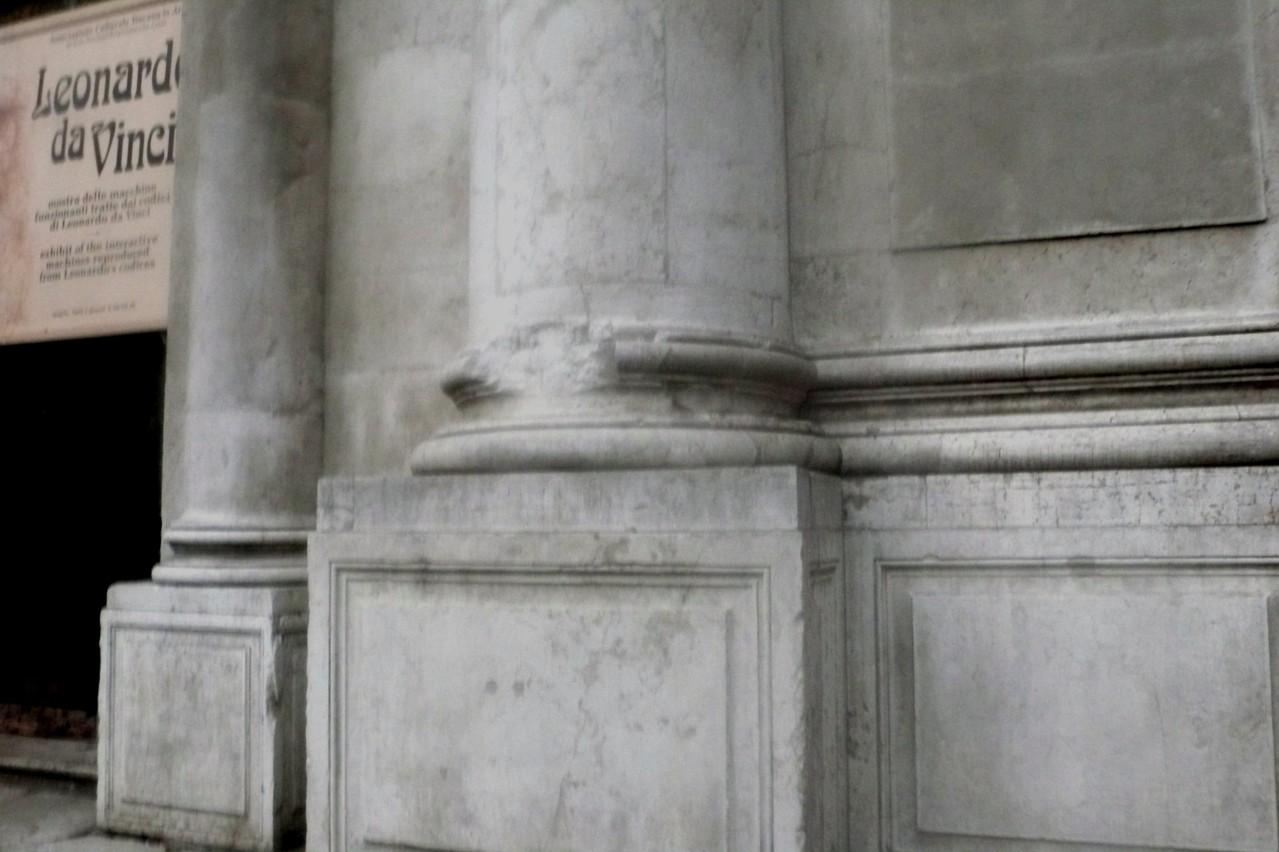 Architettura lesionata: San Barnaba