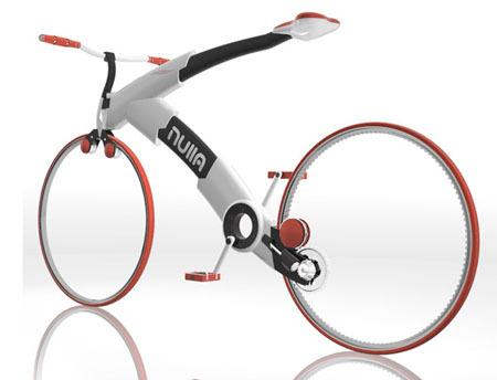 "Konzeptfahrrad ""nulla""-bike"