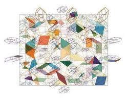 Tony Robbin (*1943) Komposition zur vierten Dimension