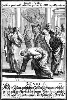 idem  1695; 2) Christus schreibt