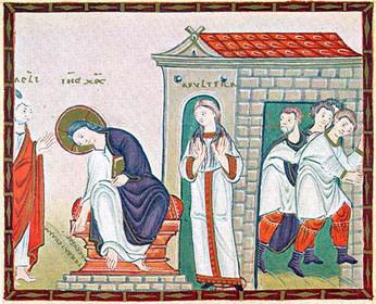 Egbert-Codex, Trier, Reichenau um 980