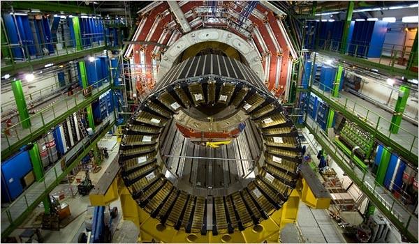 CERN Beschleuniger