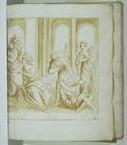 nach Tintoretto & Bottega in erzbisch. Sammlung Mailand 17.Jh.; Louvre
