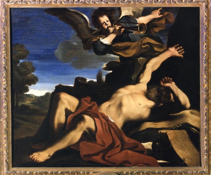 Guercino (1591-1666), Hieronymus (Kopie nach O. in Pommersfelden)