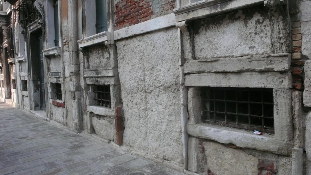 Palazzo Zen Facciata sud