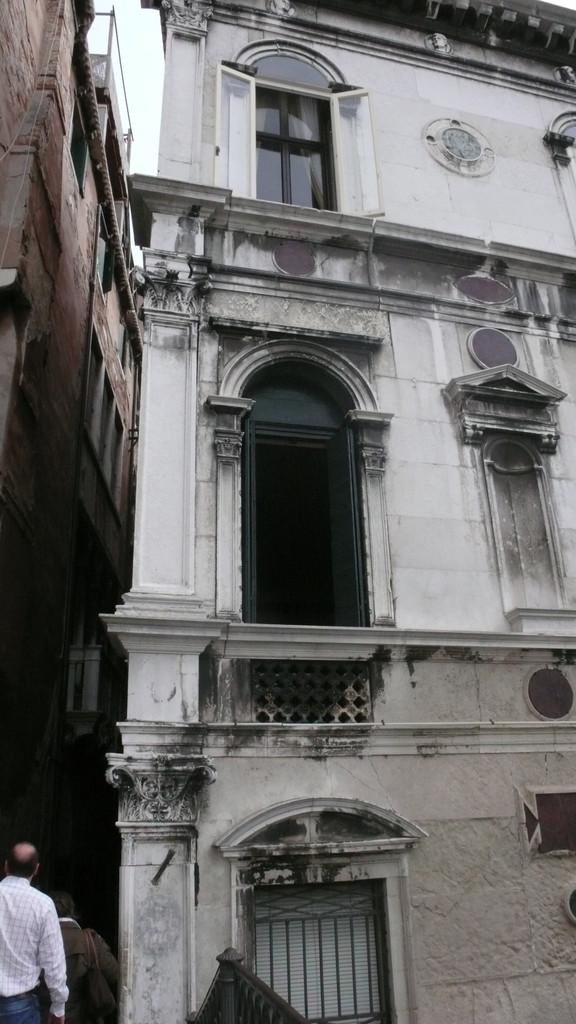 idem Dettaglio di Palazzo Malipiero