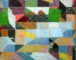 Tony Robbin Komposition zur 4.Dimension 1979