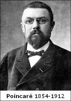 Poincaré 1854-1912