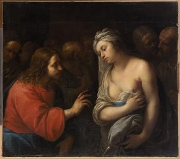 Carlo Frc.Nuvolone gen. Panfilo (1608-1665),Lombarde, Lw.115x128cm