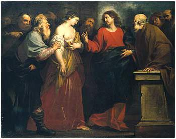 Orazio de'Ferrari(1605-1657), Gall.di Pal.Bianco Genua (um 1650; Lw. 147x186cm)