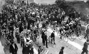 partenza del giro 1912