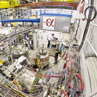 CERN Antimaterie Experiment