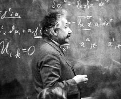 Albert Einstein als Dozent