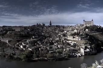 Toledo im Abendlicht