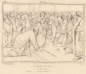 Pieter Breughel d.Ä., Nachstich