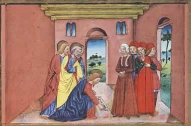 Cristoforo de Predis (Mailand +1486) Miniatur 1476