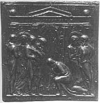 "Valerio Belli (""Vicentino"" um 1468-1548,Vicenza ) Steinschnitt 6x6cm, Louvre"