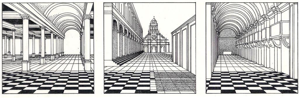 Scuola Grande di San Marco;Trilogie der Markuswunder, Rekonstruktion