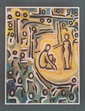"Corinne Vonaesch ""Couleurs d'Evangile"" 1997 (aus 21 Ill.)"