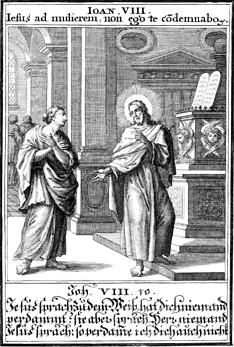 idem  1695; 3) Christus mit der E. im Gespräch