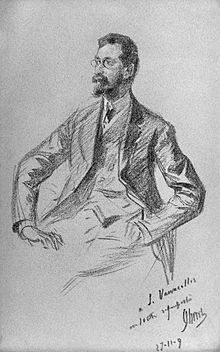 Jules Chéret (1836-1932) Louis Vaucelles Gegner der Kubisten