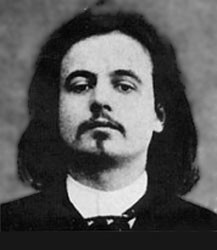 """Alfred Jarry (1873-1907) Schöpfer von """"Ubu roi"""""""