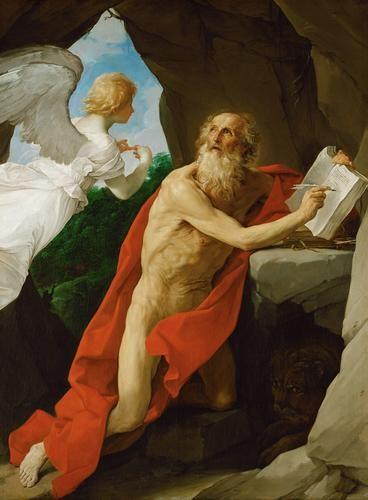 Guido Reni (1575-1642), Hieronymus 1634/35