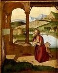 Bianchi Ferrari (1460-1510), Hieronymus, Modena