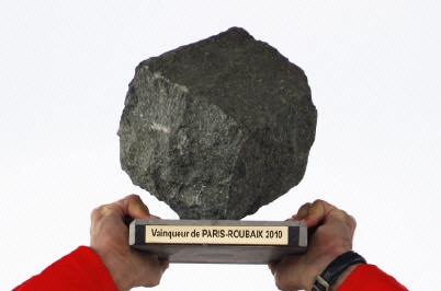 der Pavé des Siegers 2010, Cancellara