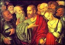 Lukas Cranach d.J.(1515-1586) 1538, Eremitage St.Petersburg