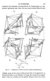 Maurice Princet (1875-1973), Studien zur vierten Dimension 1903