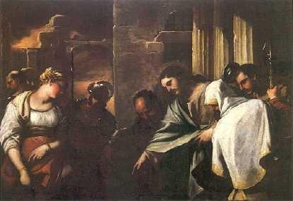 Luca Giordano (1632-1705), Kunstverein Bremen (Lw.176x255,5cm) 1657/60