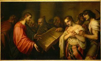 "A.Varotari Padovanino (1588-1648) Lw.138x234cm 1.H.17.Jh. ""ALEXANDRI/VAROTARII PATAVINI/OPUS"""