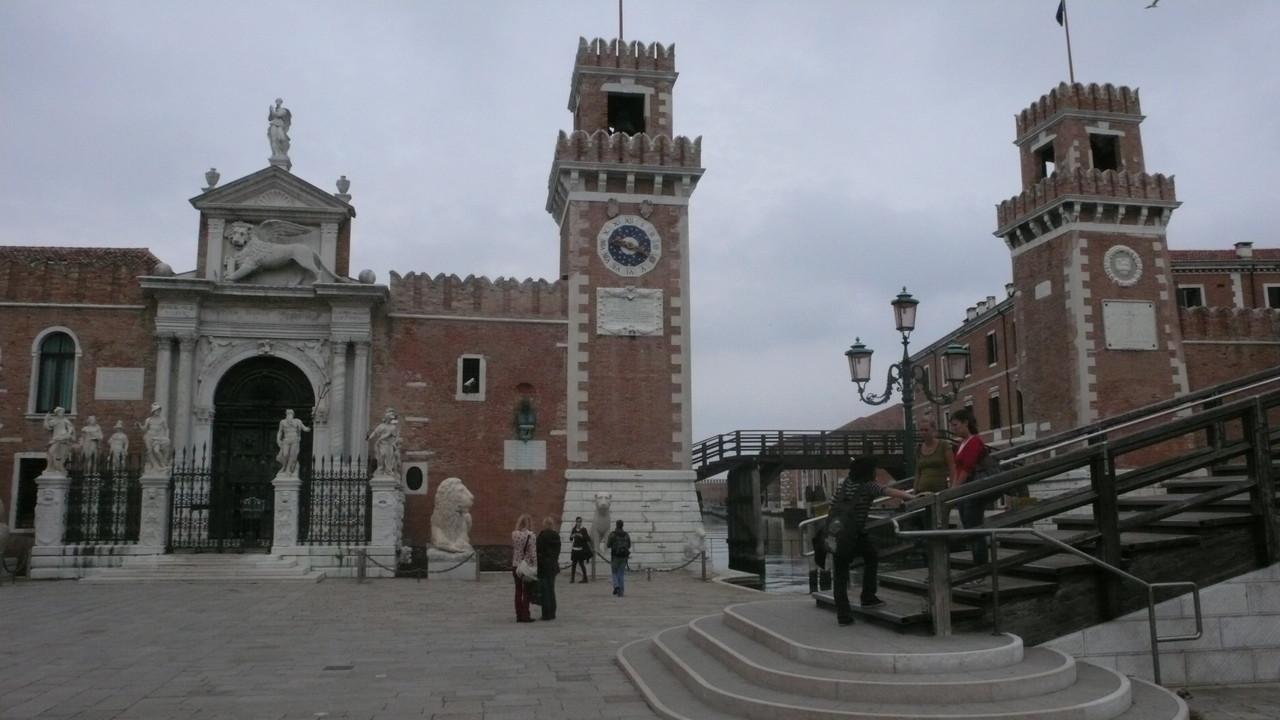Arsenale: La Torre