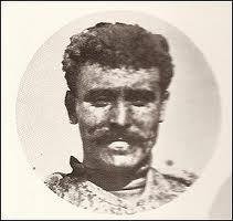 """Portrait Octave Lapize """"le frisé"""" ca 1911"""