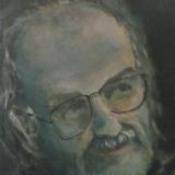 Ivan Zerjavic, Selbstportrait